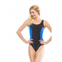 Classic one piece swimsuit