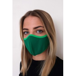 PROTECTIVE FACE MASK UNISEX GREEN APPLE