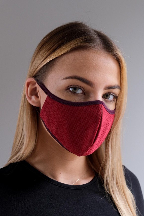 PROTECTIVE 2-LAYER FACE MASK UNISEX